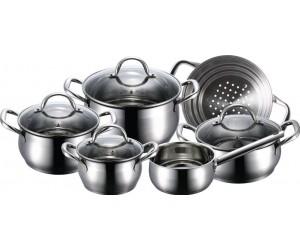 Bergner Набор посуды 10 пр. BG-6529