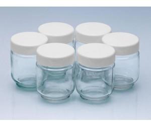 Elbee Набор стаканов для йогуртницы 7 пр. 2487C