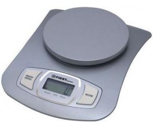 First Весы кухонные FA-6401