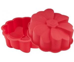 "Granchio Форма для выпечки ""цветок"" силикон 24 см. 88435"