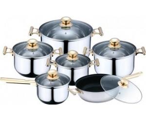 Kaiserhoff Набор посуды 12 пр. KH-0435