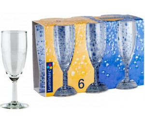 Luminarc Набор бокалов Buble для шампанского 6 шт. 1974