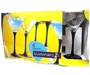 Luminarc Набор бокалов Domino для мартини 6 шт. 69383