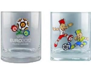 Luminarc Набор низких стаканов EURO 2012 Mascots 2 шт. 65205