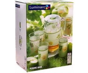 Luminarc Набор Poeme Anis для напитков 7 пр. D2766