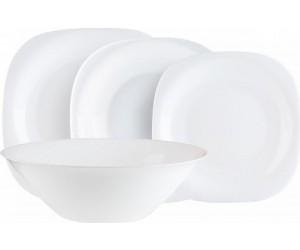 Luminarc Сервиз Carine White столовый 19 пр. E6344