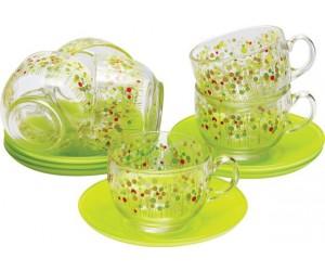 Luminarc Сервиз Flowerfield Anis чайный 12 пр. H2496