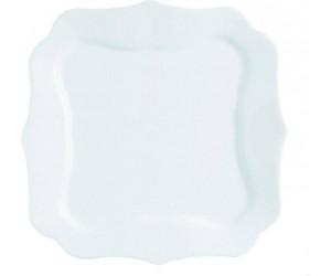 Luminarc Тарелка Authentic White десертная 20.5 см. E4960