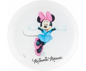 Luminarc Тарелка Disney Colors Minnie десертная 20 см. G9171