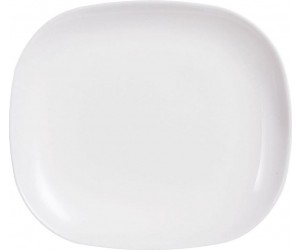 Luminarc Тарелка десертная 21,5x19 см Sweet Line White E8005