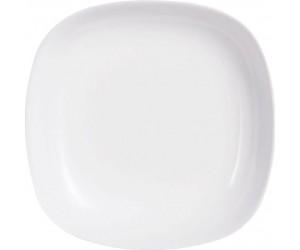 Luminarc Тарелка суповая 22,5x20 см Sweet Line White E8006