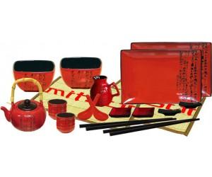 Mitsui Набор для суши 18 пр. 24-21-249
