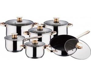 Wellberg Набор посуды 12 пр. WB-1105