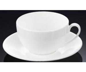 WILMAX Чашка чайная с блюдцем 250 мл WL-993000