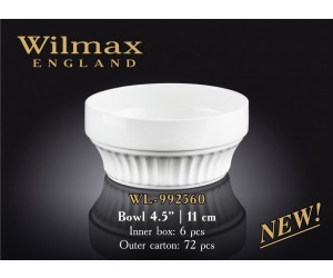 WILMAX Салатник 11 см. WL-992560