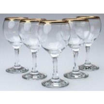 ArtCraft Набор бокалов Atlantica для вина  6 шт. AC31-146-103