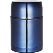 Bergner Термос 0.75 л синий BG-6024