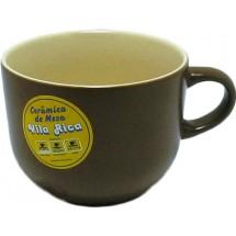 Чашка VILA RICA Табако-Крем джамбо 550 мл. 24-171-042