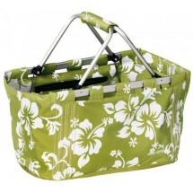 EASY CAMP Корзина BASKET FLOWER для пикника Lime 390830