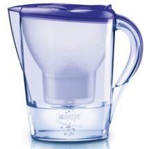 Фильтр для воды BRITA Marella Cool фиолетовый 1008485