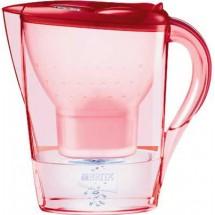 Фильтр для воды BRITA Marella Cool красный 1008490
