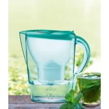 Фильтр для воды BRITA Marella Cool зеленый 1008475