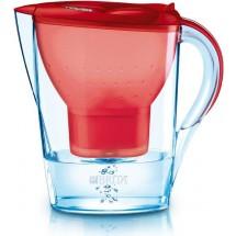 Фильтр для воды BRITA Marella XL красный 102068