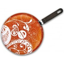 Granchio Сковорода для блинов d=23 см Orange 88269