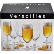 Luminarc (Arcopal) Набор бокалов Versailles для пива 6 шт. G1648