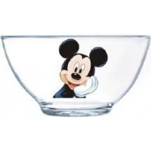 Luminarc (Arcopal) Салатник Disney Colors Mickey на ножке 13 см. H9231