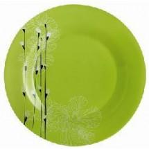 Luminarc (Arcopal) Тарелка Rhapsody Green обеденная 25 см. H7309