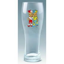 Luminarc Бокал EURO 2012 Mascots для пива 500 мл. 65206