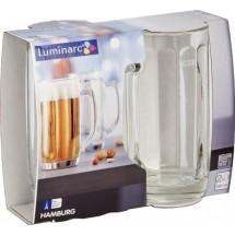 Luminarc Набор кружек Hamburg для пива 2 шт. H5126/1