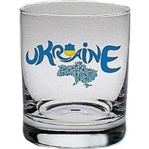 Luminarc Набор низких стаканов EURO 2012 Ukraine 2 шт. 65223