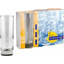Luminarc Набор высоких стаканов 3 шт. Islande 8319