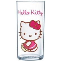 Luminarc Стакан Disney Hello Kitty Pink 0,27 л H5481