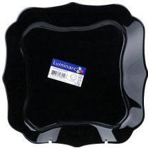 Luminarc Тарелка Authentic Black обеденная 26 см. E4953