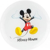 Luminarc Тарелка Disney Colors Mickey десертная 20 см. G9172