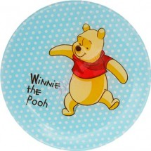 Luminarc Тарелка Disney Colors Winnie десертная 20.5 см. H3637