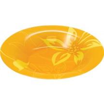 Luminarc Тарелка суповая 21.5 см Lily Flower H4265