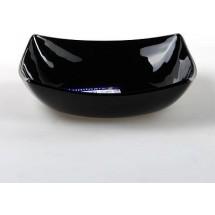 Luminarc Тарелка Quadrato Black  глубокая 20 см. H3671