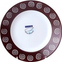 Luminarc Тарелка суповая 22 см Siroco Brown H4886