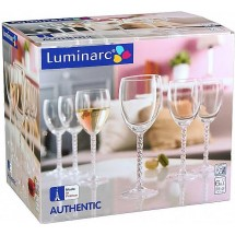 Luminarc (Arcopal) Набор бокалов для вина 6 шт. Authentic H5649