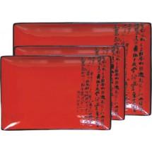 Mitsui Набор для суши красный 3 пр. 24-21-200