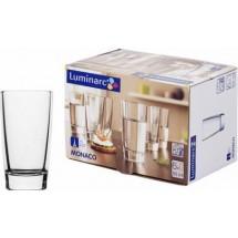 Luminarc (Arcopal) Набор стопок Monaco для водки 6 шт. H5125
