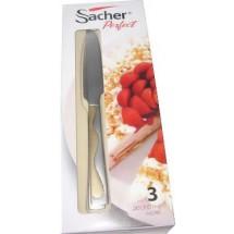 Нож Sacher Perfect десертный 3 шт. SPSP1- DK3
