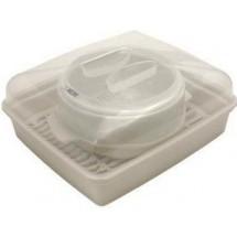 Dekok Пароварка для микроволновой печи 2 в 1 ST-502