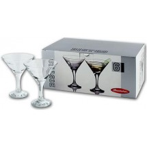 Pasabahce Набор бокалов Bistro для мартини 6 шт. 44410