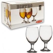 Pasabahce Набор бокалов Bistro для пива 6 шт. 44417