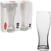 Pasabahce Набор бокалов Pub для пива 2 шт. 41782